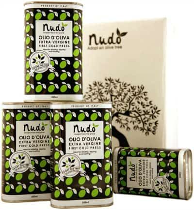 Nudo Adopt-an-Olive Tree