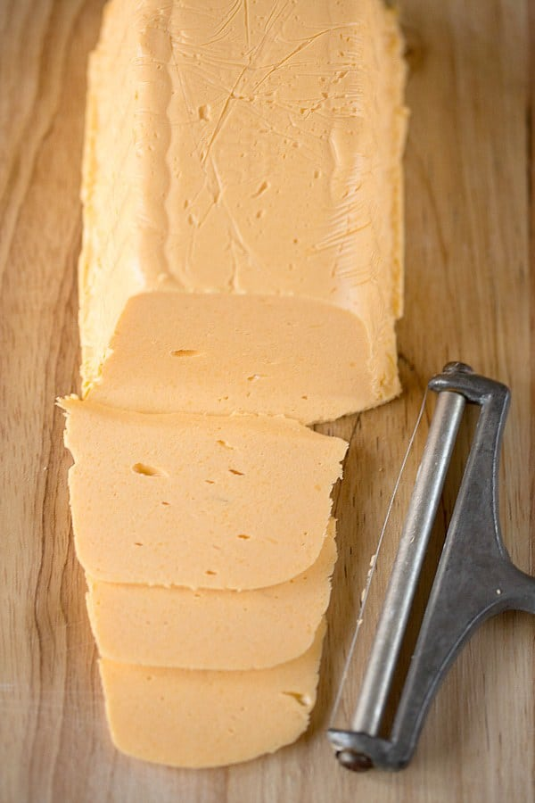 DIY: Homemade American Cheese