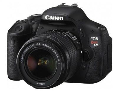 Canon T3i dSLR Camera