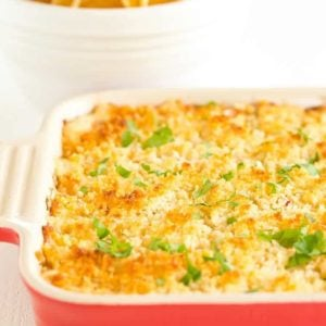 Crab Dip is so full of flavor and the perfect summer appetizer.