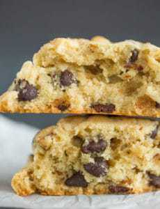 Copycat recipe for Levain bakery chocolate chip cookies