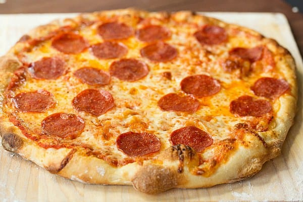 Thin Crust Pizza Recipe