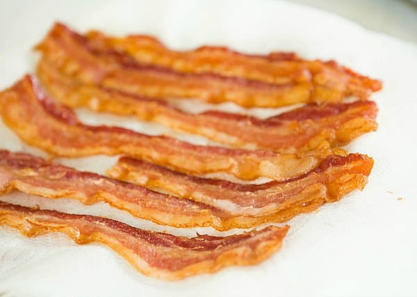 How to Make Oven-Fried Bacon by @browneyedbaker :: www.browneyedbaker.com