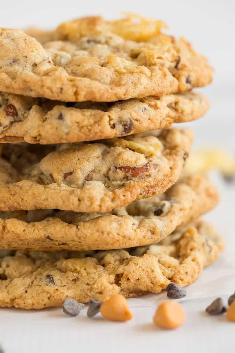 compost cookies | brown eyed baker