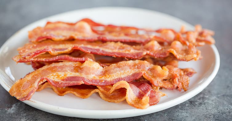 Perfect Oven Baked Bacon