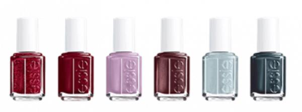 Essie Winter 2013 Colors