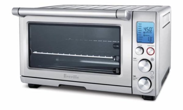 Enter to Win a Breville Smart Oven Convection Toaster Oven on www.browneyedbaker.com!