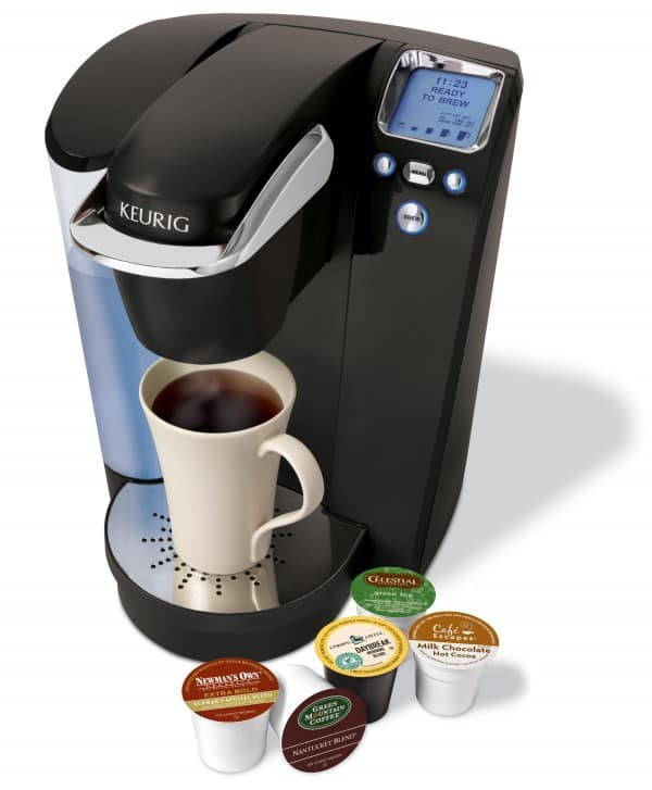 Enter to win a Keurig Platinum Brewing System on @broweyedbaker :: www.browneyedbaker.com