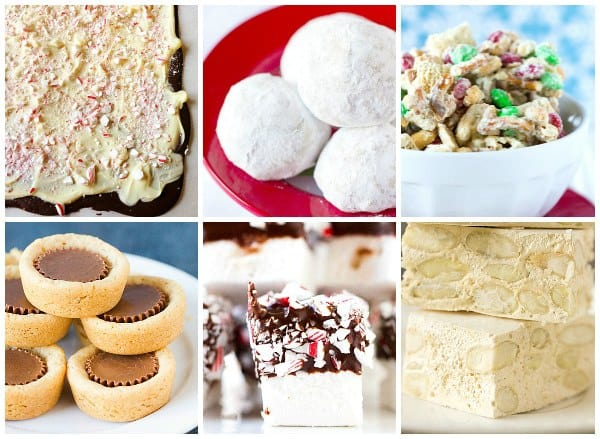 157 Christmas Cookies & Holiday Recipes on @browneyedbaker.com :: www.browneyedbaker.com