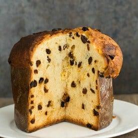 Panettone [Italian Christmas Bread]