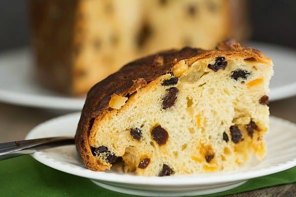 Panettone [Italian Christmas Bread] by @browneyedbaker :: www.browneyedbaker.com