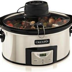 GIVEAWAY: Crock-Pot Digital Slow Cooker! (winner announced)