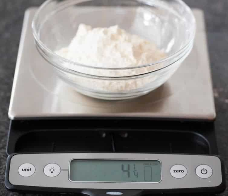 The Basics of Weighing Ingredients