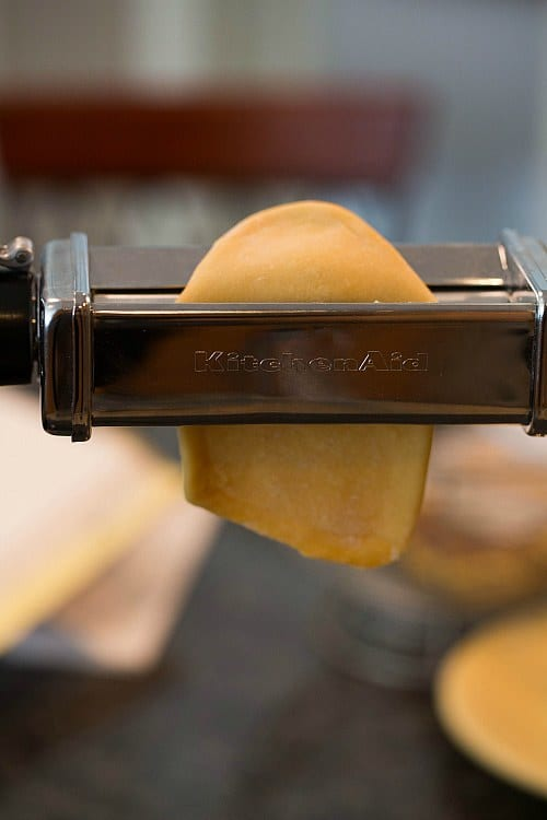 DIY: How to Make Homemade Pasta | browneyedbaker.com