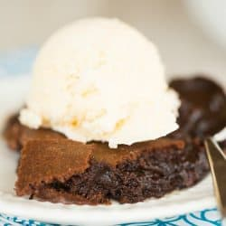 Brownie Pudding Recipe