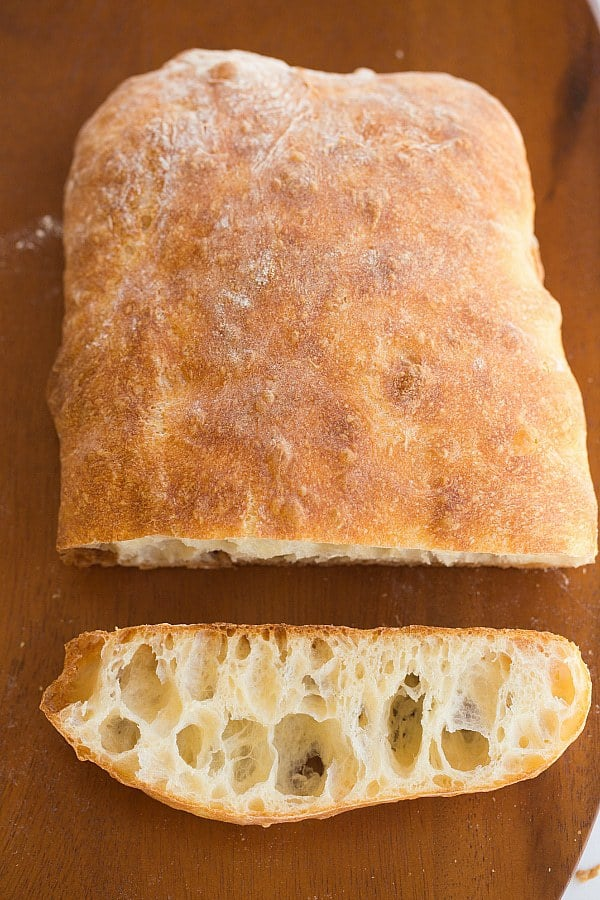 Image result for ciabatta bread