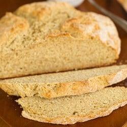 Rye Irish Soda Bread Recipe