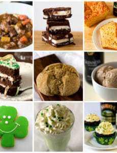 22 St. Patrick's Day Recipes | browneyedbaker.com