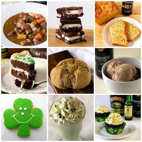 22 St. Patrick's Day Recipes