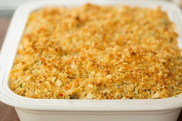 Tuna Noodle Casserole Recipe (From Scratch!) | browneyedbaker.com