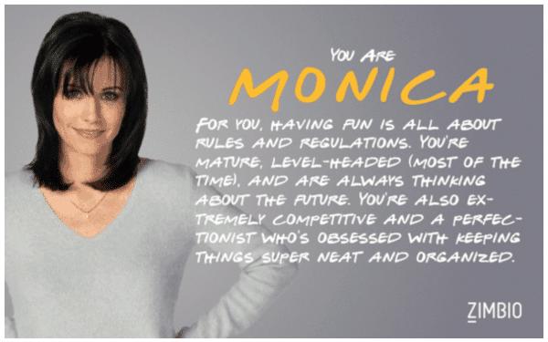 Monica!