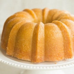 Bourbon Cake Recipe