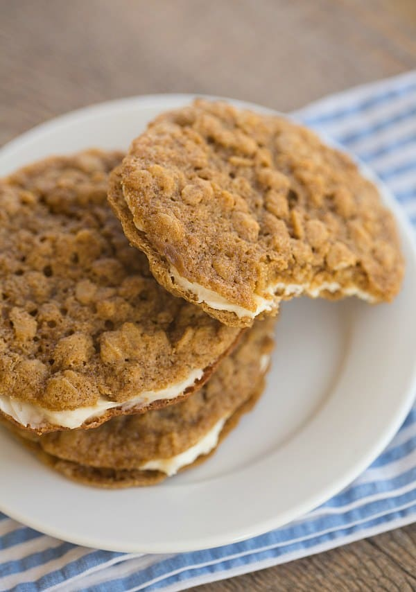 recipe: double decker oatmeal creme pie for sale [37]