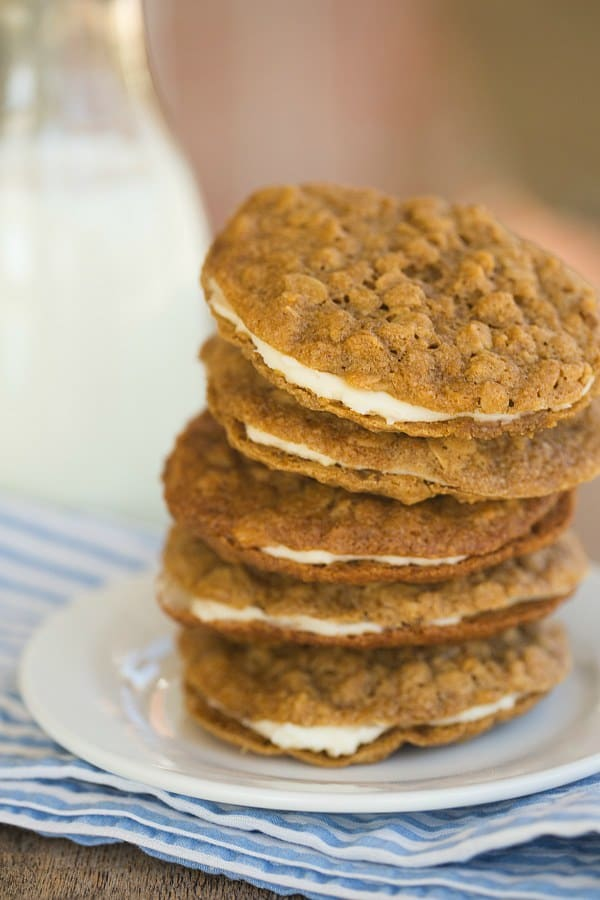 recipe: double decker oatmeal creme pie for sale [30]