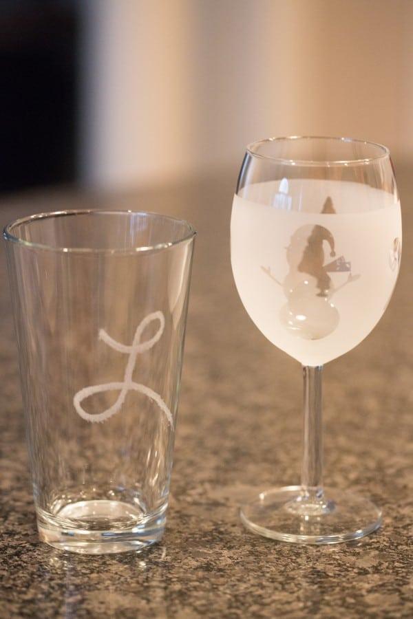 Embossed Glasses