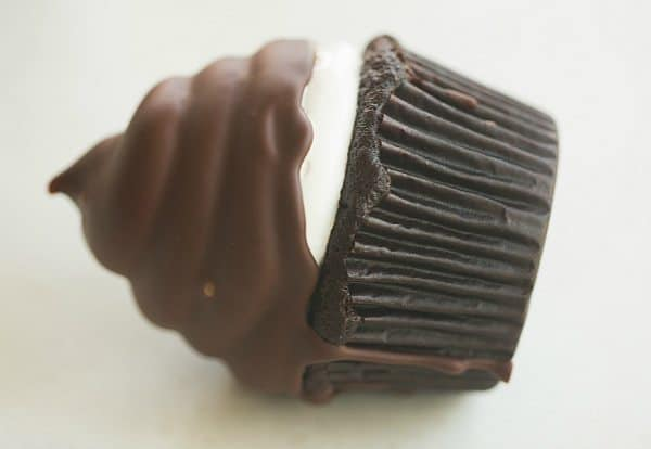 Hi-Hat Cupcakes | browneyedbaker.com #recipe
