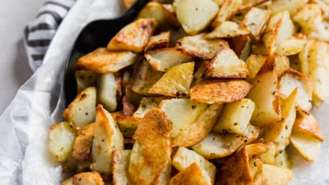 Grandma's Famous Roasted Potatoes: Your Family Will Crave These!