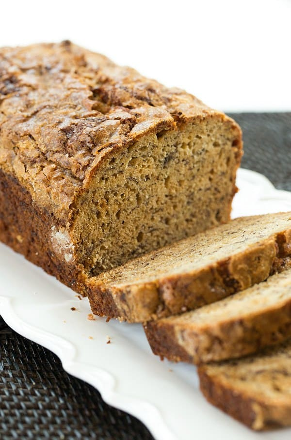 Ultimate Banana Bread | browneyedbaker.com #recipe #baking