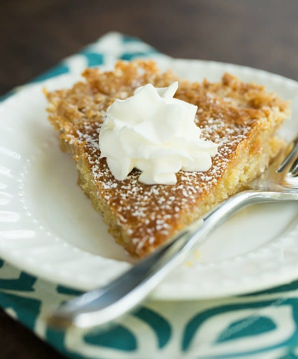 Momofuku Milk Bar Crack Pie | browneyedbaker.com #recipe