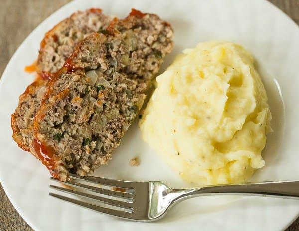 My Favorite Meatloaf Recipe | browneyedbaker.com #recipe