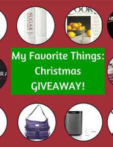 My Favorite Things: Christmas GIVEAWAY! | browneyedbaker.com