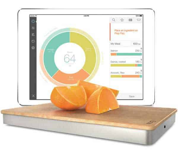 Prep Pad Smart Food Scale