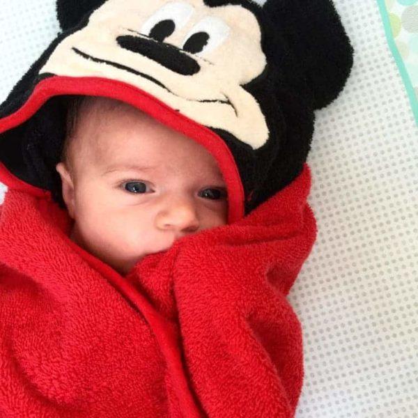 Joseph David - 7 weeks old | browneyedbaker.com