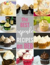 The Best Cupcake Recipes on Brown Eyed Baker - 10 of my favorite cupcakes, all in one place!