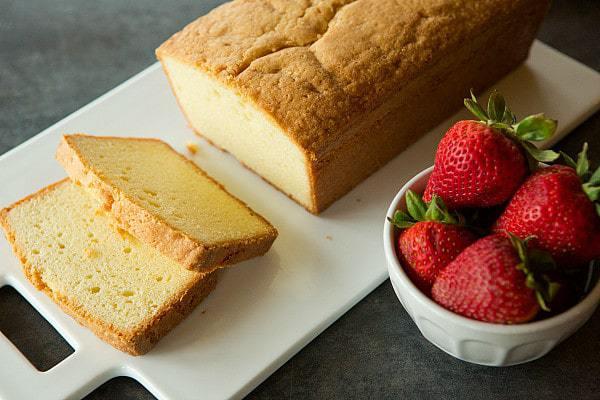 Classic Pound Cake Recipe | browneyedbaker.com