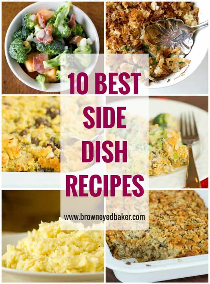 Top 10 side dish recipes forumfinder Choice Image