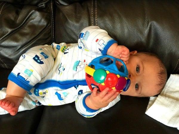 Joseph David - 5 months
