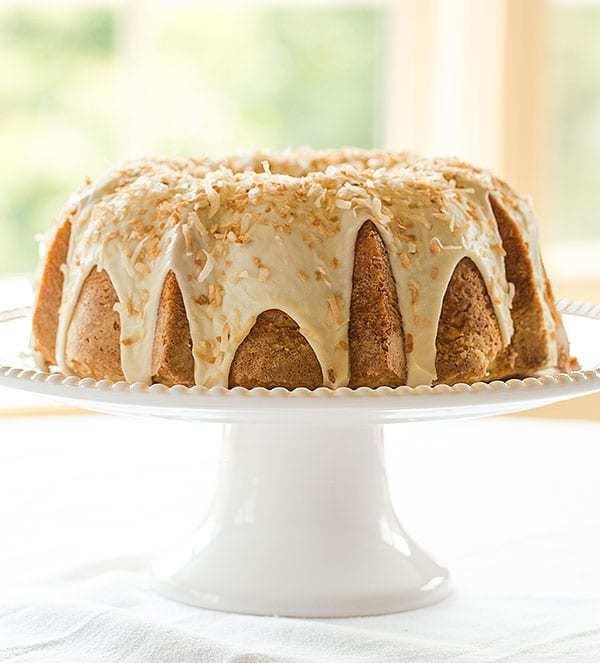 Coconut Bundt Cake Recipe
