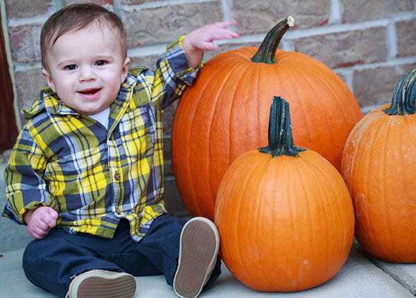 Joseph David - Halloween 2015 - 9 months