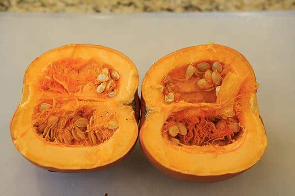 DIY: How to Make Homemade Pumpkin Puree | https://www.browneyedbaker.com/homemade-pumpkin-puree-recipe/