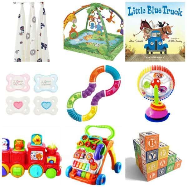 Baby Gift Ideas | browneyedbaker.com