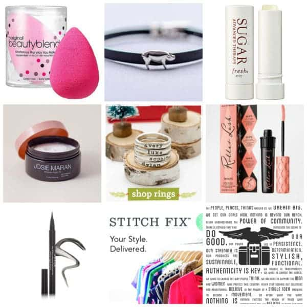 Fashion & Beauty Gift Ideas | browneyedbaker.com