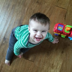 Joseph - 10 months old