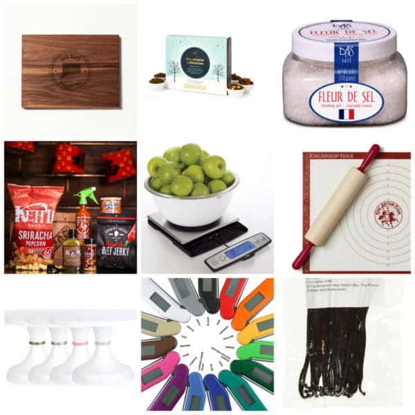 Kitchen and Food Gift Ideas | browneyedbaker.com