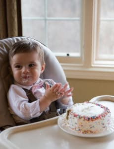 Joseph's 1st Birthday Party! | browneyedbaker.com