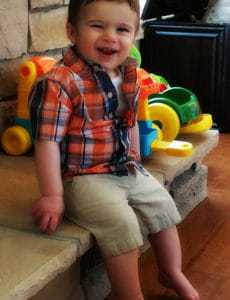 Joseph - 15 months
